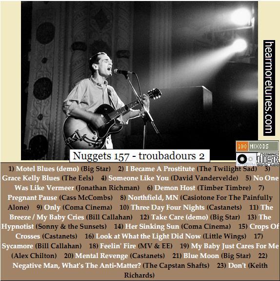 Nuggets 157 - troubadours 2