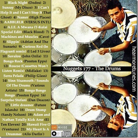 Nuggets 177 - The Drums