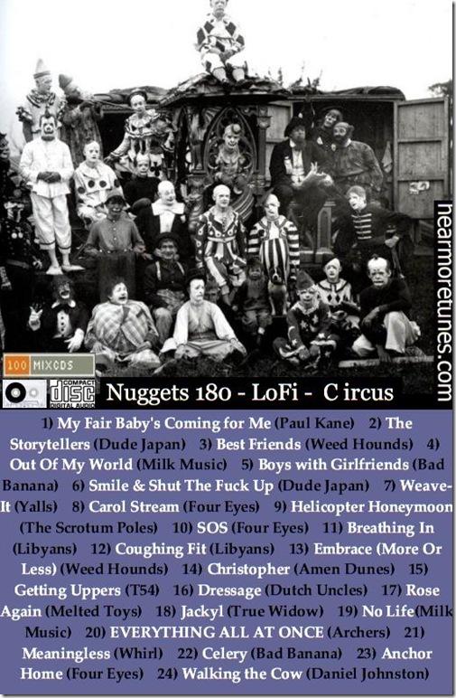 Nuggets 180 - LoFi -  C ircus