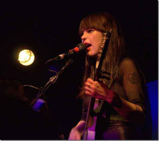 De-de from the Dum Dum girls