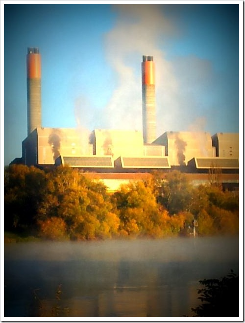 Huntlly Power Station