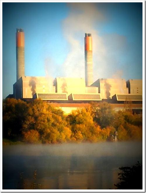Huntlly Power Station