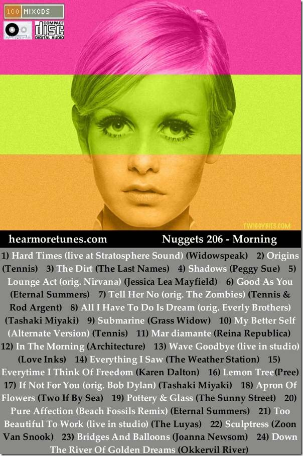 Nuggets 206 - Morning Voices - Twiggy!