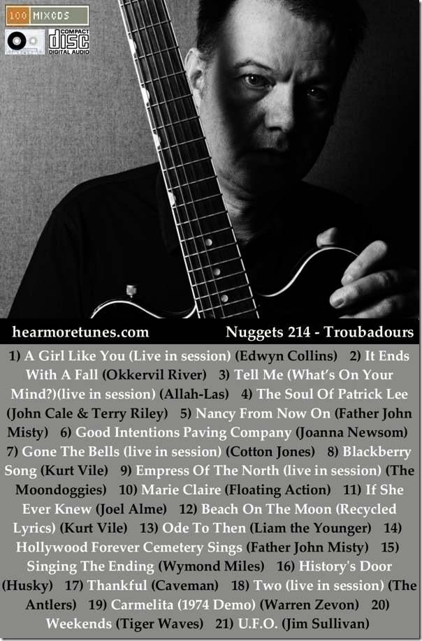 Nuggets 214 - Troubadours 6