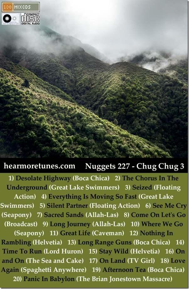 Nuggets 227 - Chug chug 3