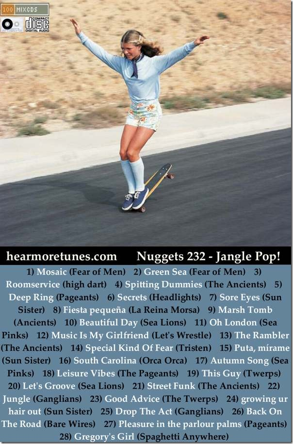 Nuggets 232 - Jangle Pop!