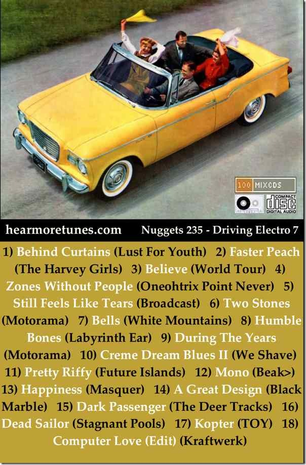 Nuggets 235 - Driving Electro 7 web