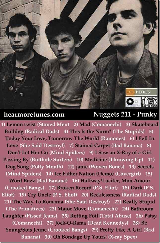 Nuggets 211 - Punky