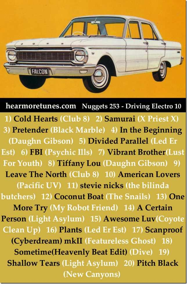 Nuggets 253 - Driving Electro 10