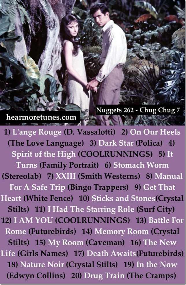 Nuggets 262 - Chug Chug 7