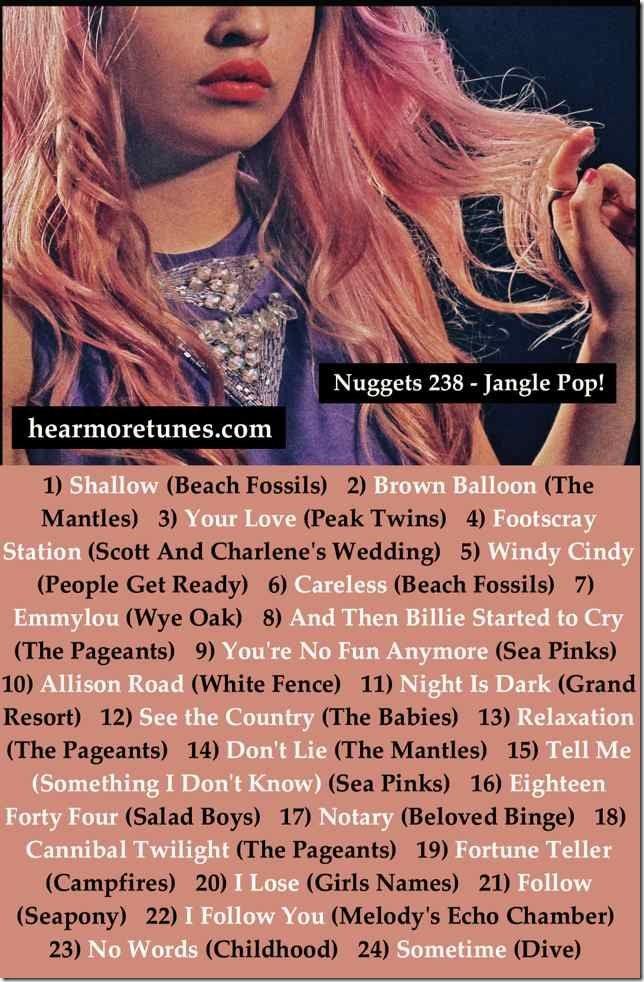 Nuggets 238 - Jangle Pop!